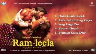 Jukebox 1 - Full Songs - Ram-leela