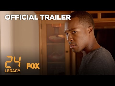 Official Trailer | 24: LEGACY