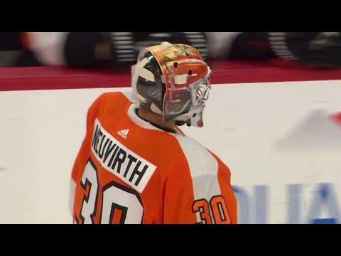 Video: Canucks' Baertschi ends Neuvirth's night with eighth goal of season