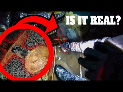 IS THE SWORD WE FOUND ANCIENT (car Cave Follow Up)