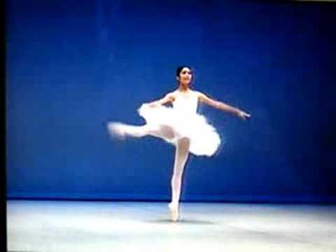 Prix de Lausanne 2007:河野舞衣 グランパクラシック kono mai Grand Pas Classique