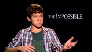 Nonton Tom Holland S Official  The Impossible  Interview   Celebs Com Part 1 Of 2 Film Subtitle Indonesia Streaming Movie Download