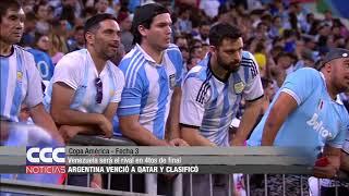 Copa América - Fecha 3
