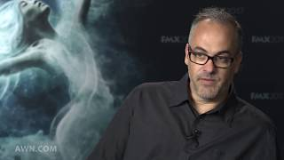 As part of our AWN - FMX 2017 Professional Spotlight series -- a series of exclusive video interviews shot during FMX – overall VFX supervisor Scott Stokdyk talks about working on the upcoming epic sci-fi adventure, 'Valerian and the City of a Thousand Planets' and his relationship with director Luc Besson that goes back more than 20 years to 'The Fifth Element.' Part 1 of 3.