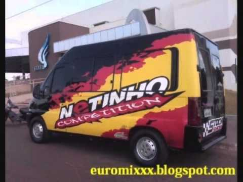 Netinho Competition vol:04 DJ Gilberto (видео)