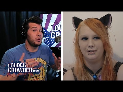 Video: Louder with Crowder:  Trans-Species! It's Here…