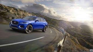 Jaguar CX-17 Sport Crossover Concept