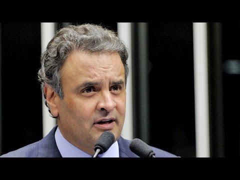 Em seu pronunciamento, Aécio Neves afirma que o povo brasileiro se reencontra com o Senado