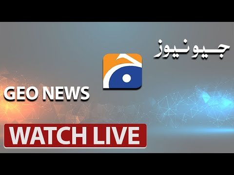 GEO NEWS LIVE: Latest Pakistan News 24/7 | Headlines, Bulletins, Special & Exclusive Coverage