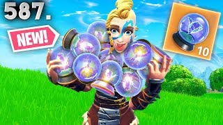 Download Video *NEW* ITEM IS CRAZY!! Fortnite Funny WTF Fails and Daily Best Moments Ep.587 MP3 3GP MP4
