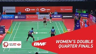 Download Video WD | LEE/SHIN (KOR) [5] vs MATSUTOMO/TAKAHASHI (JPN) [2] | BWF 2018 MP3 3GP MP4