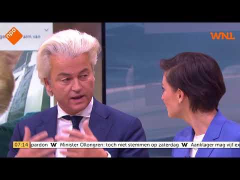 Dat is dus Wilders liefhebber van dieren