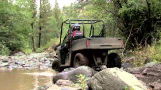 2. 2013 Polaris Ranger 800 Mid-Size Test