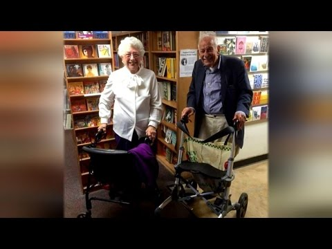 An Amazing Blind Date For This Couple In Their 90's