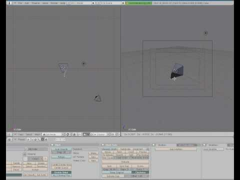 Blender: tagliare e unire oggetti