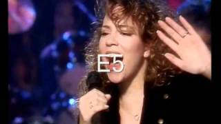 Whitney Houston Vs Mariah Carey Vs Charice Pempengco (Note By Note Live)