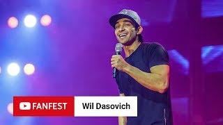 Video Wil Dasovich @ YouTube FanFest Manila 2018 MP3, 3GP, MP4, WEBM, AVI, FLV Juli 2018