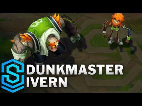 Ivern Siêu Sao Úp Rổ - Dunkmaster Ivern