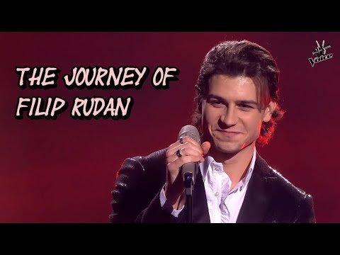 The Journey of Filip Rudan (The Voice Compilation)