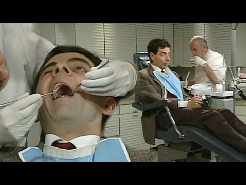 Mr Bean at the Dentist | Mr Bean Full Episodes | Mr Bean Official