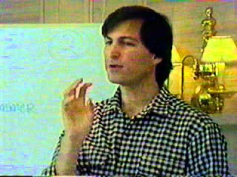stevejobs - Biography of the creation of NeXT, the Apple we know today.
