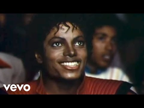 jackson - Music video by Michael Jackson performing Thriller. (C) 1982 MJJ Productions Inc. #VEVOCertified on October 29, 2010. http://www.vevo.com/certified http://ww...