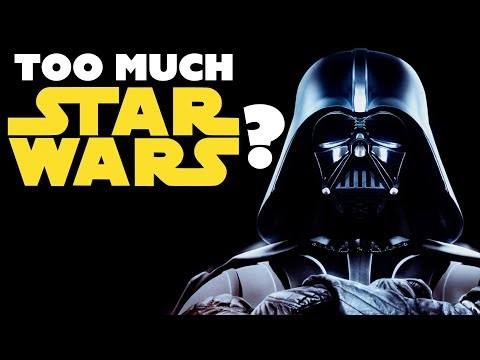 TOO MUCH Star Wars? - The Know Entertainment News