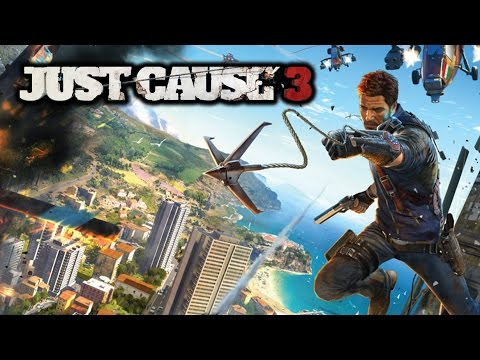 just cause 3 on xbox 360