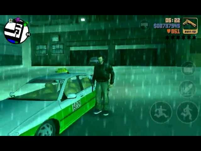 GTA III Android with Mods