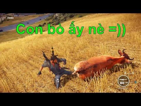 Just Cause 3 - Đi tìm con Bò làm chuyện ấy =))