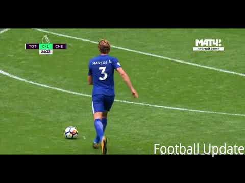 Totenham 1-2 Chelsea.. Hightlight & Goal