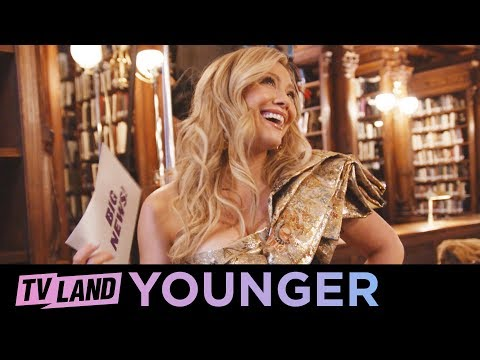 Younger Season 6 Date Reveal   TV Land