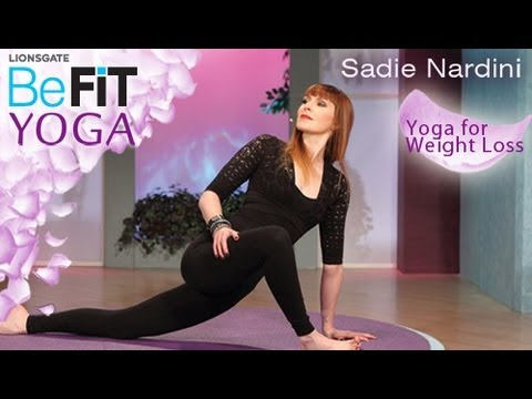 Yoga for Weight Loss- BeFit Yoga (Sadie Nardini)