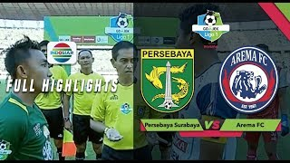 Video PERSEBAYA (1) vs AREMA FC (0) - Full Highlight | Go-Jek Liga 1 bersama Bukalapak MP3, 3GP, MP4, WEBM, AVI, FLV September 2018