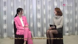 Seo Yae ji talks about GD