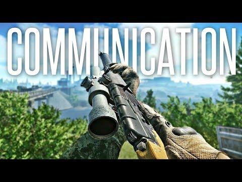 COMMUNICATION IS KEY - Escape From Tarkov Beta