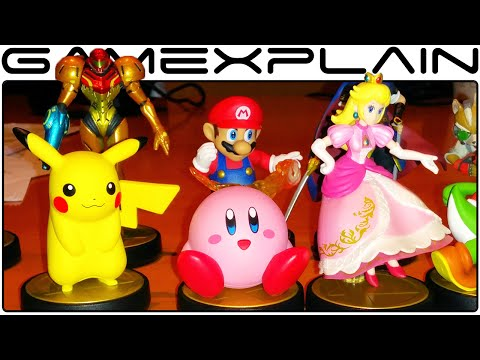 production - http://www.GameXplain.com Check out some pictures we took of the Amiibo production models, including Mario, Link, Marth, Samus, Yoshi, Pikachu, Kirby, and more! • Follow GameXplain on......