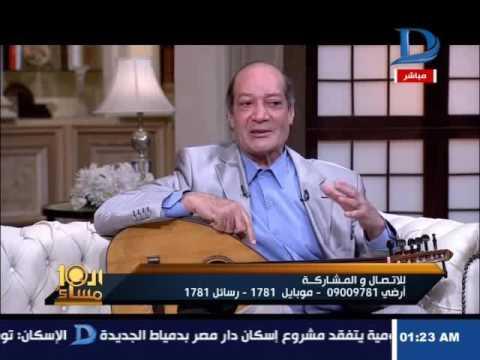 شاهد- أحمد الحجار هذا رأيي في محمد منير