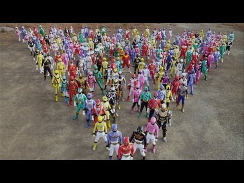 Power Rangers Super Megaforce Legend War (Fan Made)