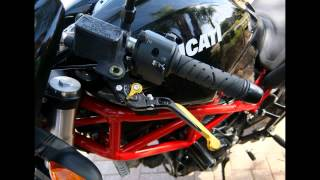 10. Ducati Monster 695 - Fully Tricked Out!