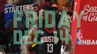 NBA Daily Show: Dec. 14 - The Starters by NBA
