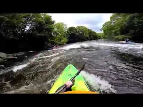 Active Adventure North Wales White Water Kayaking