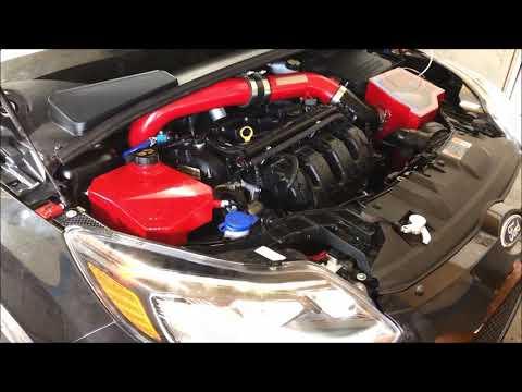 Tuning a 2.4L Focus ST to 600 WHP! | PTE 5558 w/AUX Fuel on E50