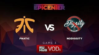 DiG vs Fnatic, game 3