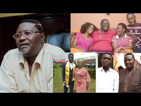 WATCH Yoruba Actor Antar Laniyan Wife, Children And Things You Never Knew