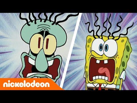 SpongeBob Schwammkopf | Fröchliches Halloween | Nickelodeon Deutschland