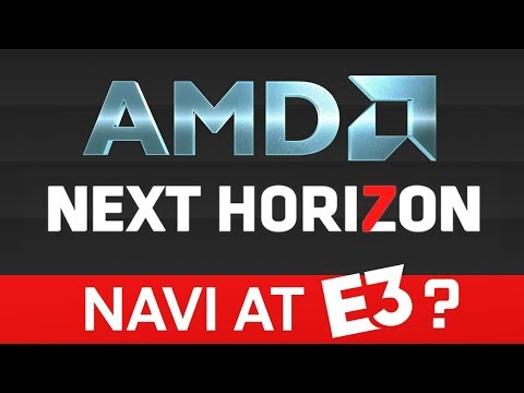 AMD's Next Horizon Gaming  at E3!