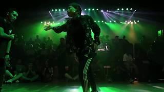Aika vs Precise – Festival Of Rhythm 2018 Popping Top 4