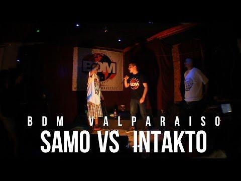 BDM - BDM VALPARAISO 2014 SAMO VS INTAKTO GANADOR: INTAKTO + info en www.batallademaestros.cl.