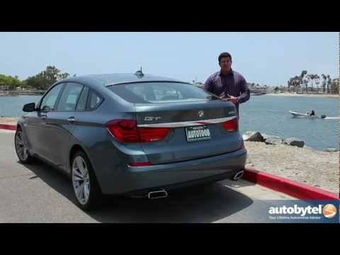 2012 BMW 550 Gran Turismo: Video Road Test and Review